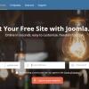 Joomla.comでJoomlaを試す