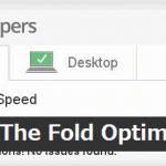 CSS/JSロードを最適化するプラグイン「Above The Fold Optimization」