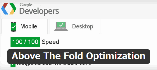 Above-the-Fold-Optimization