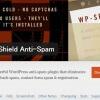 コメントスパムを減らすプラグイン、「WP-SpamShield Anti-Spam」