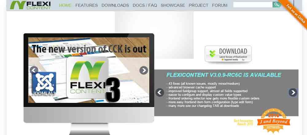 FLEXIcontent-extension