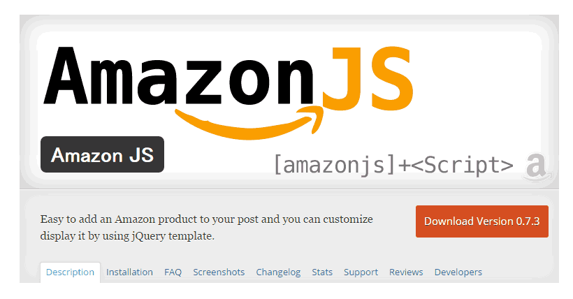 amazon-JS-plugin