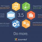 PHP 7対応のJoomla! 3.5.0が公開、PHP7はちょっと待ったほうが良いかも