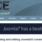 JCE、A Content Editor for Joomla