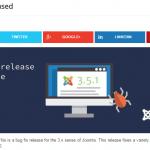 Joomla!の次アップデートは3.6.0で再インストール機能搭載