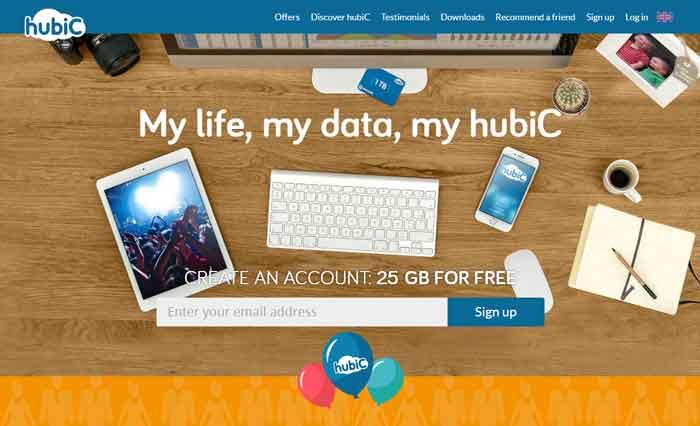 hubiC-cloud-storage-site