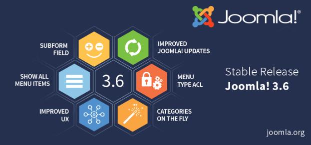 Joomla! 3.6.0