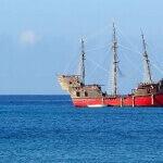 日米間の海底通信ケーブルFASTERが開通