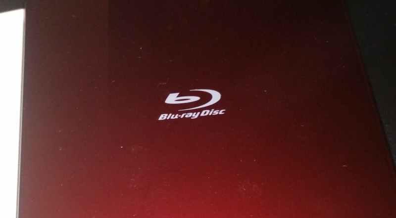 BluRayドライブ