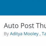 「Auto Post Thumbnail」アイキャッチ画像を自動で追加するWordPressプラグイン